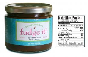 Sweet Carol Ann's Fudge It! Deep Dark Fudge